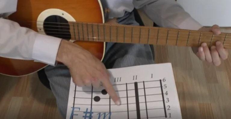 Как понять математику? На примере гитары